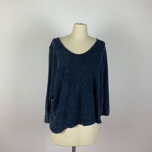 Sol Angeles Faded Slouchy Top